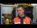 Дмитрий Мельников молодой но подающий большие надежды спасатель