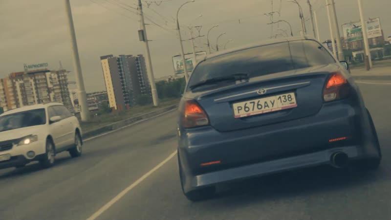 Toyota Verossa (CameraTest)