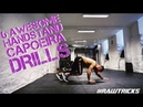 6 Awesome Handstand drills, Capoeira, movement,