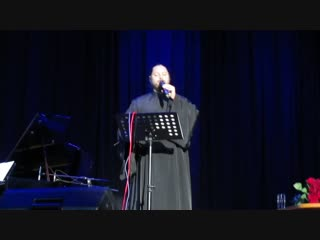 о.Фотий - Не спрашивай,зачем унылой думой - Люберцы 19.10.2018