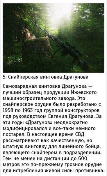 10 самых известных снайперских винтовок. Забирай на стену и не забывай!Выстрел снайпера может не только поразить противника, но и посеять страх и панику в его рядах. За одним лишь выстрелом
