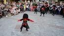 ცეკვა ყაზბეგური საბერძნეთში