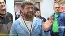 Рамзан Кадыров принял участие в открытии крупного спорткомплекса Вайнах в Шали
