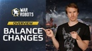 Balance Overhaul 4 3 changes to Falcon Spectre Shocktrain and more War Robots
