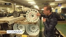 Vali Porcisteanu @ OZ Racing Factory - LaVolan - Digi24 - part3