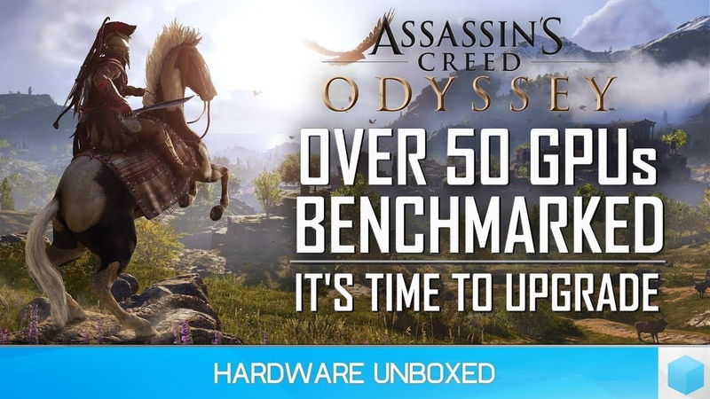 Assassin's Creed Odyssey Benchmark, Another Ubisoft Fail?