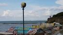 АНАПА- где купаться в ШТОРМ - Пляж высокий берег