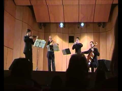 ENSEMBLE BERLIN - W.A. MOZART Quartetto in fa magg. K.V. 370