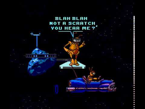 B.O.B. [Sega Mega Drive / Genesis / Longplay]