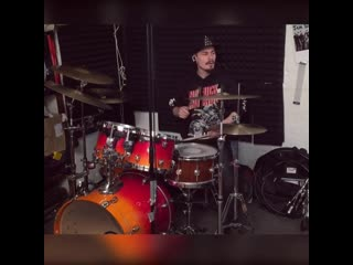 Disturbed - a reason to fight inst drum cover