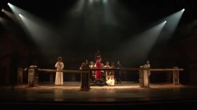Иркутский драмтеатр открыл сезон пластическим спектаклем «Холстомер»