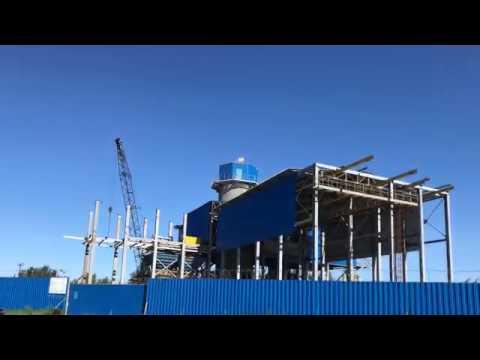 Строительство Красносельско Калининской линии 842 шахта Сентябрь 2018