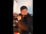 China folk by flute