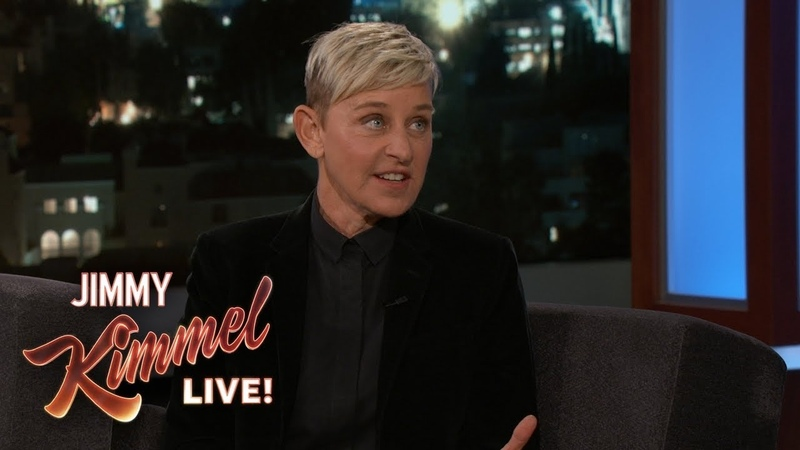 Ellen DeGeneres on Return to Stand-up After 15 Years