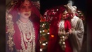 Todays Released Latest Pics Of Priyanka Chopra Nick Jonas Wedding