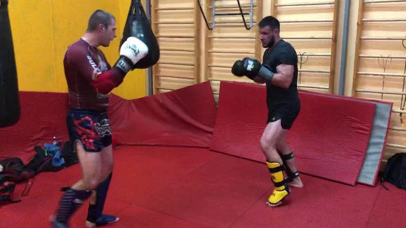 Muay Thai в БУЛАТ (РОССИЯ). Вольный бой