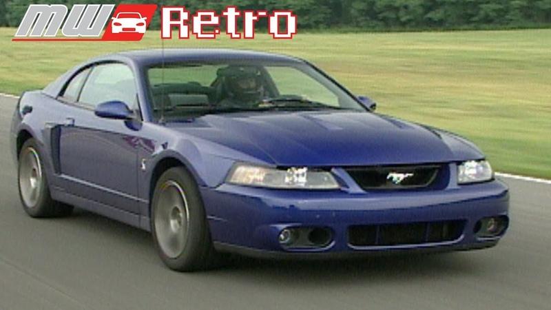 2003 Ford Mustang SVT Cobra | Retro Review