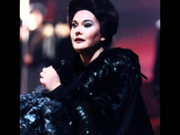 Great singers in Lisbon Eva Marton (Parsifal)