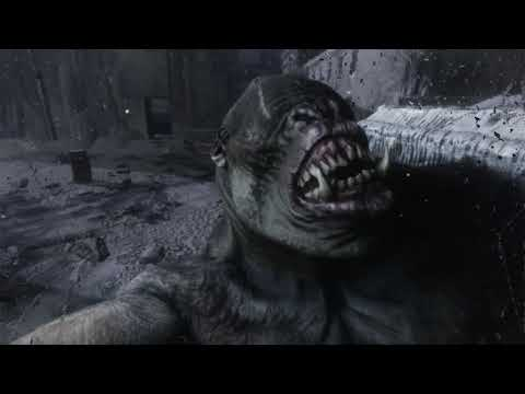 Metro Exodus Горилла мутант первое нападение