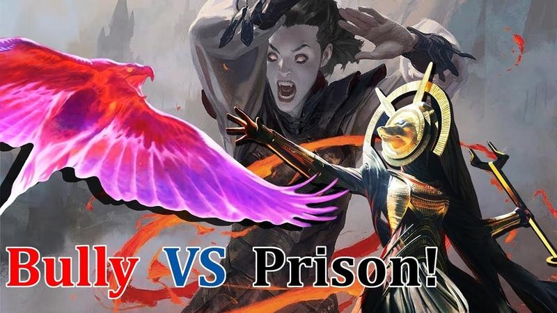 Modern RAKDOS Anti-Arclight Phoenix PRISON w/ Lava Coil! - NEW from GRN!!