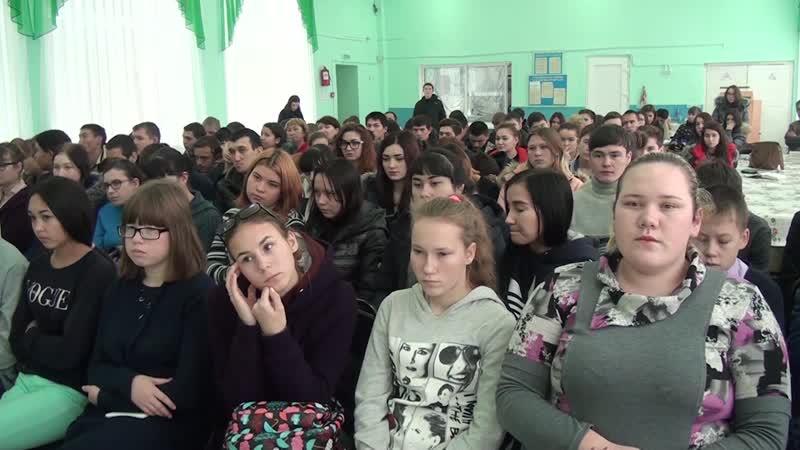 О дискуссионной беседе о наркотических веществах и препаратах и последствиях их употребления перед студентами филиала Дуванского