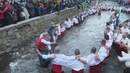 Brrr Bulgarians brave icy river for Epiphany