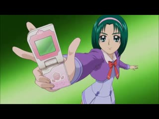 All transformations Cure Green with other music