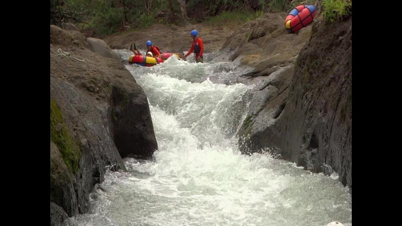 Tubing Коста-Рика