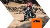 KTM ADVENTURE RALLY RIDERS OFFERED THE ULTIMATE RACE OPPORTUNITY KTM