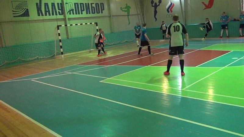 ФК «Азарово» - ФК «Импульс СПЗ» - 1 тайм