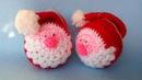 Pallina di Natale Uncinetto Tutorial Christmas Ball Crochet Esfera de Navidad Crochet