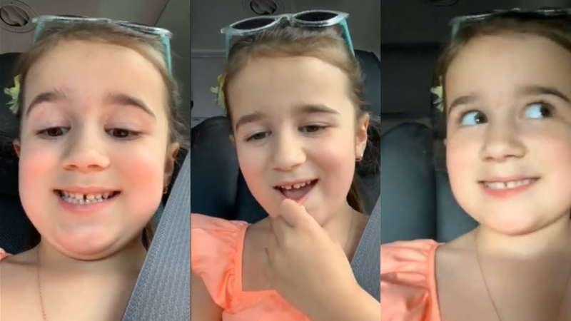 Alena Rose Jonas taking over Mommys Instagram (live stream)