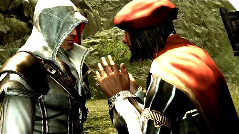 Assassins Creed II GMV Ezio Leonardo