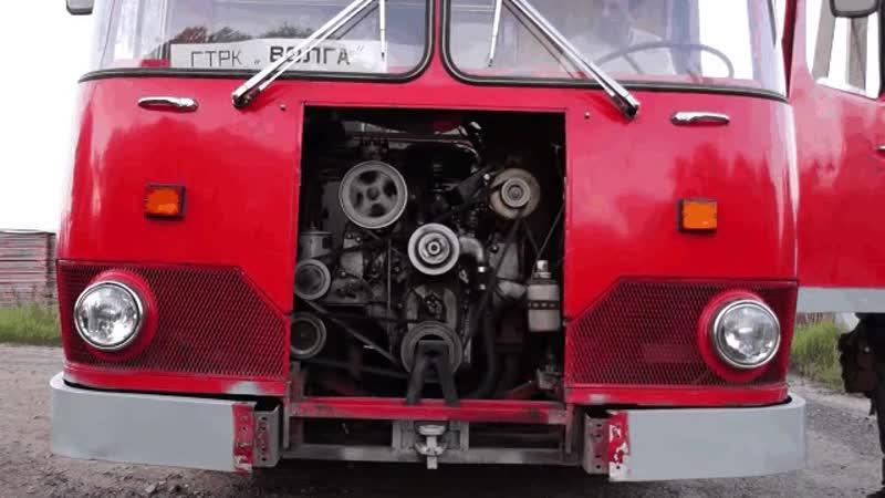 Двигатель автобуса ЛиАЗ–677М