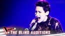 The Blind Auditions Diana Rouvas sings Vision Of Love The Voice Australia 2019