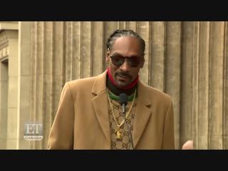 Snoop Dogg gets star on Hollywood Walk of Fame