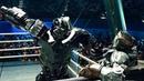 Атом против Зевса. 1 - РАУНД. Живая сталь 2011 год.