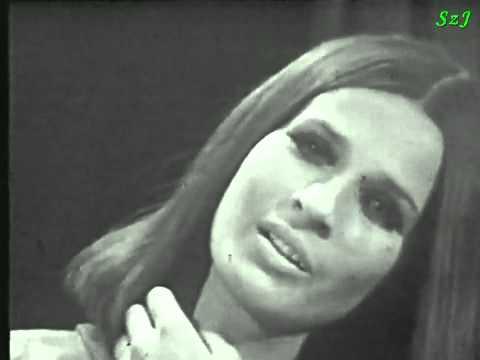 KONCZ ZSUZSA (Zsuzsa Koncz) (Венгрия) «Nyíló Vérpiros Rózsa (La Rosa Nera)» (1967)