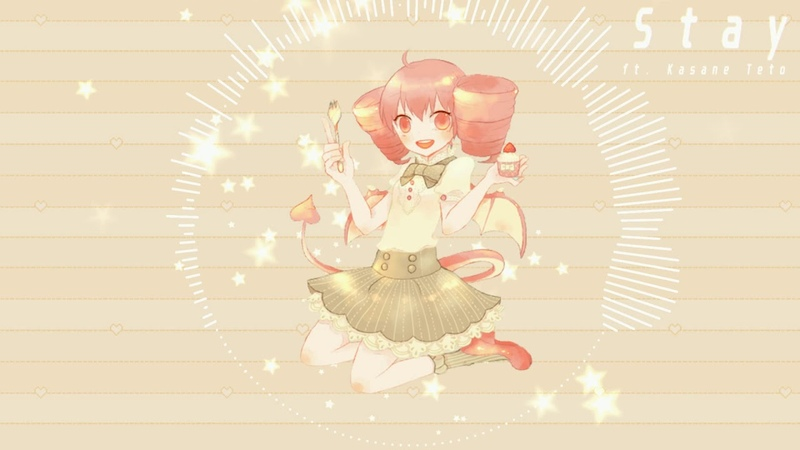 【Kasane Teto ENG】Stay (Party-P Ver.)【UTAU Cover】