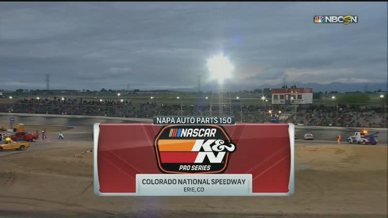 2019 NASCAR KN Pro Series West - Round 05 - Colorado 150