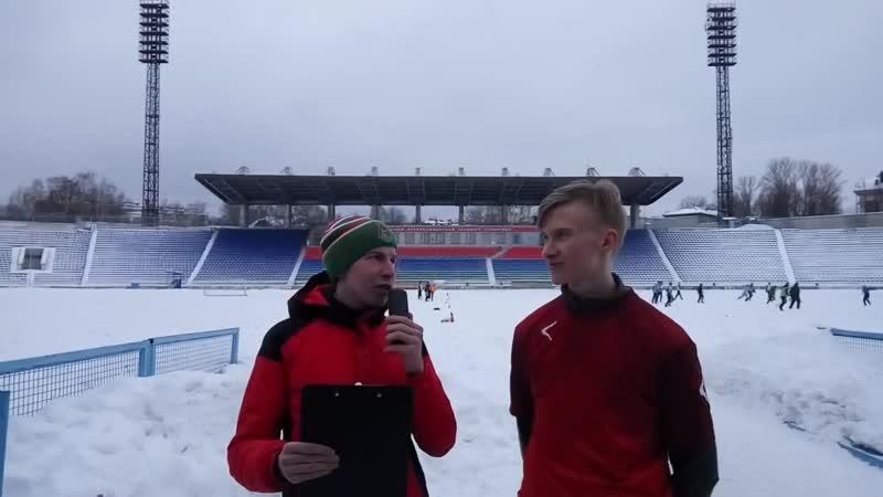 Friendly Cup | Spring 2018 | Интервью (Заозерье - ПКСК-2) | Данил Кондратюк