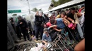 Migrant Caravan Plan To Rush The Border Again Trying To Enter The US (Full Compilation)