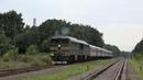Тепловоз 2ТЭ116 1218 с поездом №124 Белгород Новосибирск