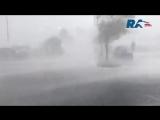На юго-запад США обрушился мощный ураган