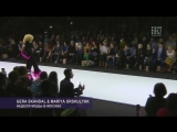 Moscow fashion week. Gera Skandal and Mariya Orshulyak Fall-Winter 17-18