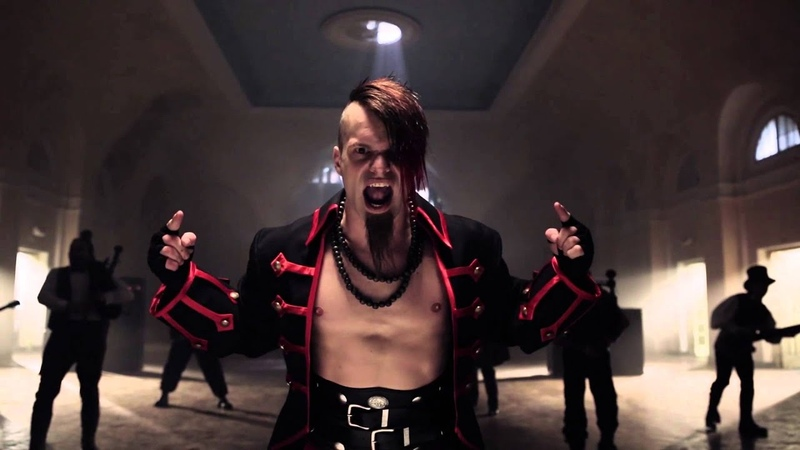 SALTATIO MORTIS Wachstum über alles offizielles Video Napalm Records