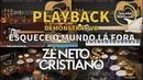 Zé Neto e Cristiano ESQUECE O MUNDO LÁ FORA Playback Pro Demo Versão Vithor Hugo Studios