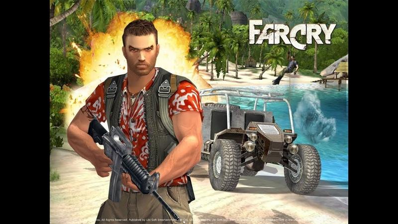 Far cry. OSW. Прохождение игры на реалистичном уровне сложности. 10. Центр управления.