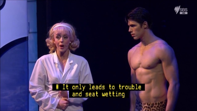 Rocky Horror Show Live 2015 - Touch A, Touch A, Touch Me