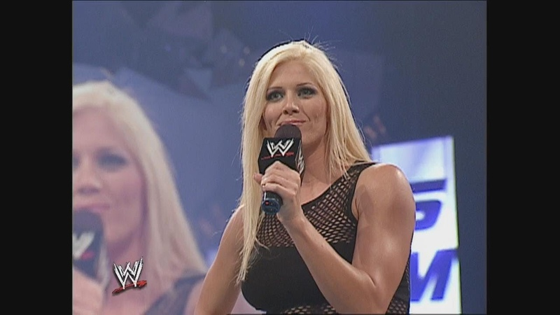 Torrie Wilson Makes An Offer To Jamie Noble: SmackDown, July 24, 2003